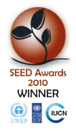 GFI Ghana Shea Nut Program wins 2010 SEED Awards
