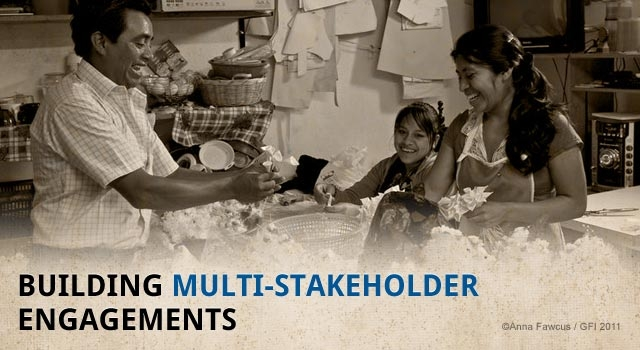 Building Multi-stakeholder Engagements